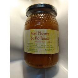 Miel cruda mil flores de Pollença - Mallorca