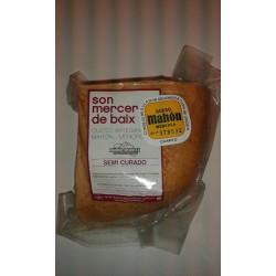 Queso de Vaca  Menorca semi-curado