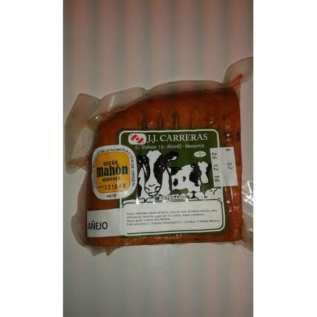 Queso de Vaca  Menorca curado